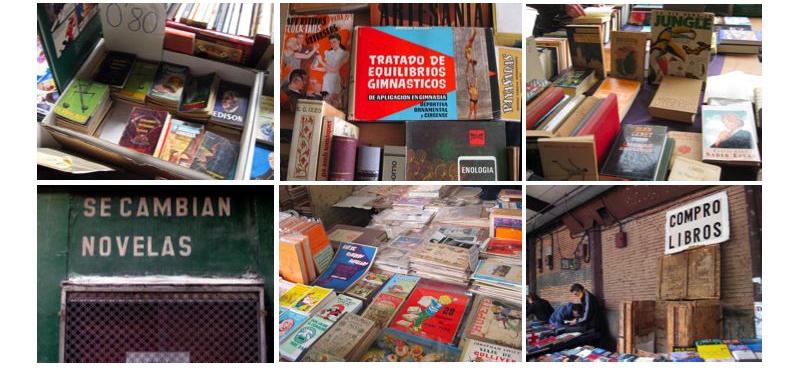 Sant Antoni Book Market