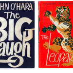 Laura loves lettering on book covers