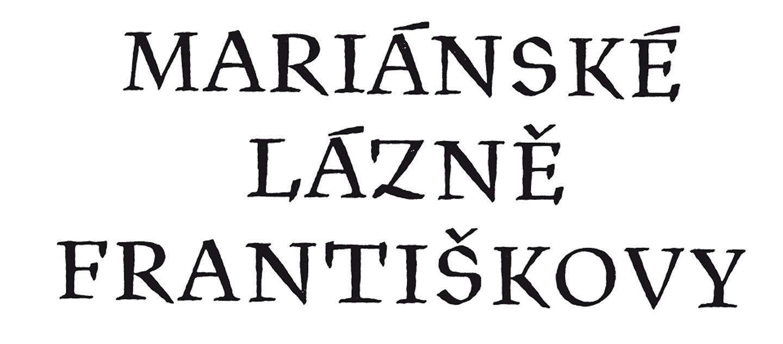 Manuscript Antikva, Oldřich Menhart, 1943