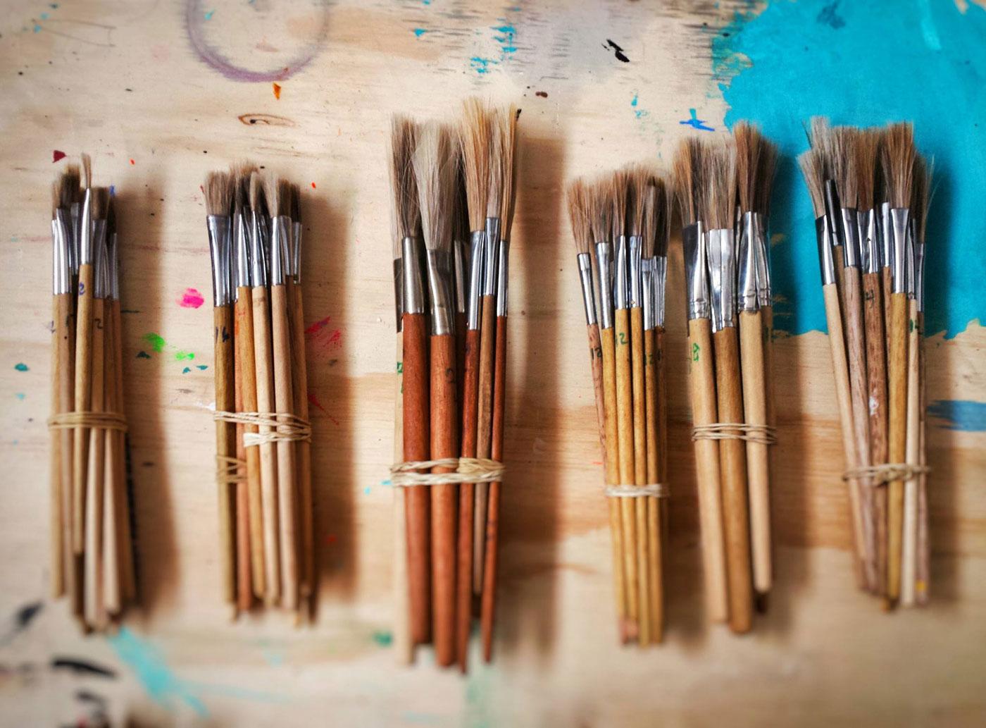 Brushes by Carga Máxima