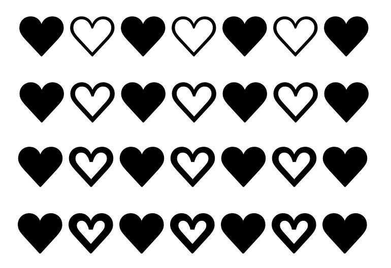 Cera Pro hearts
