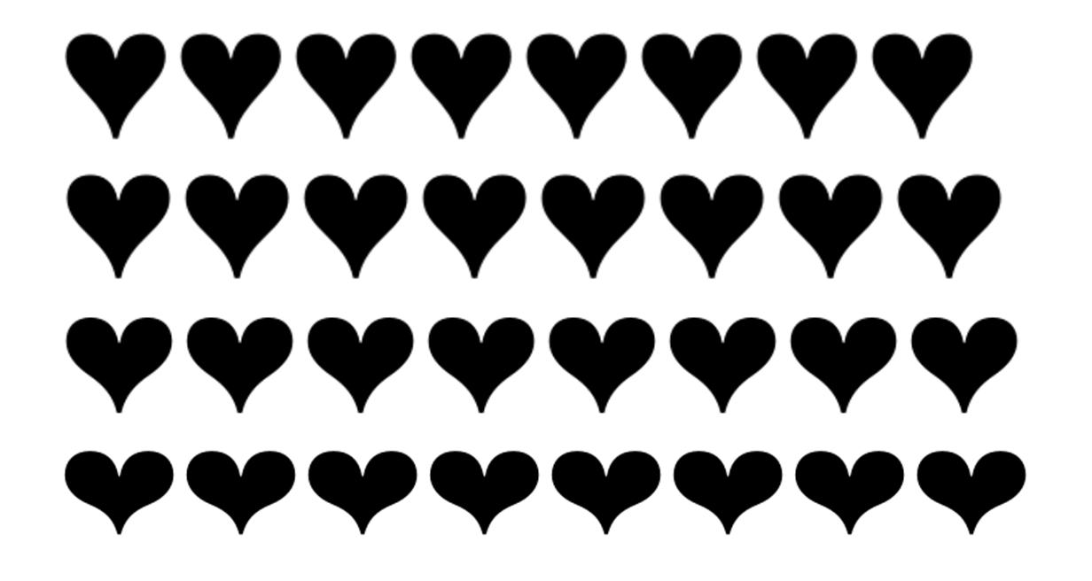 Quixo hearts
