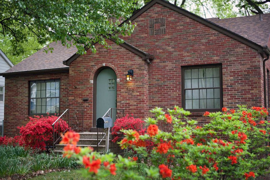 1930s Brick Bungalow