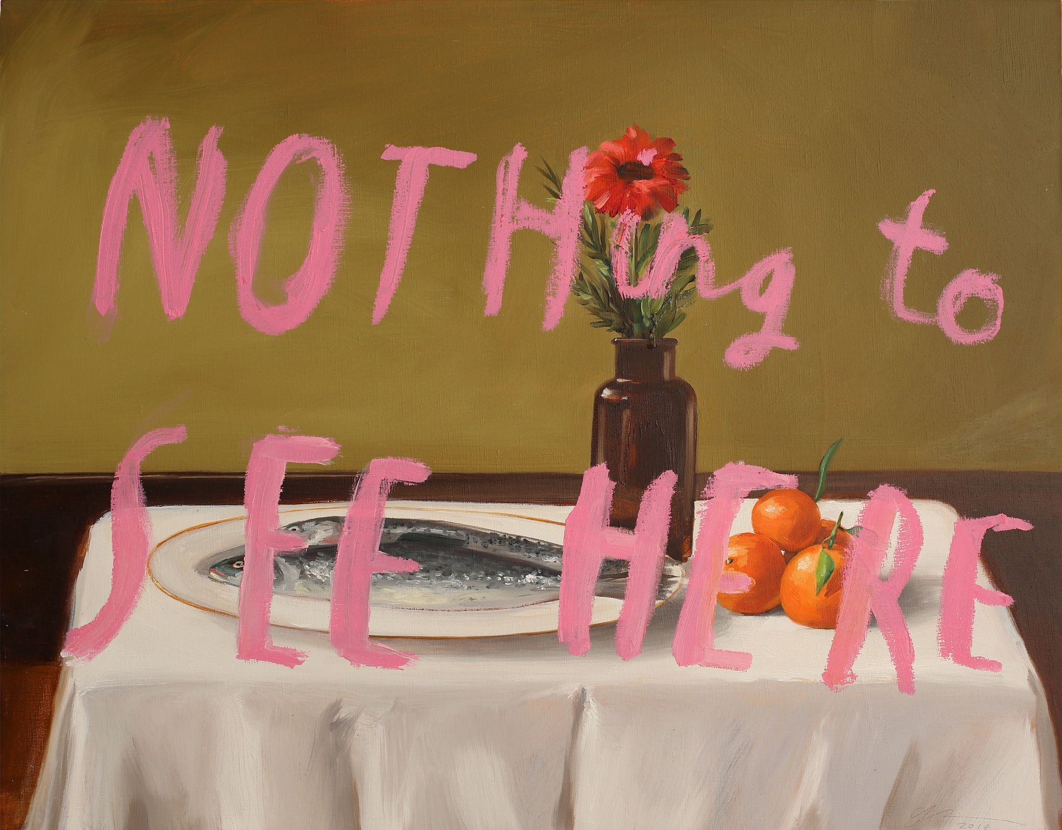 Nothing to See Here artwork